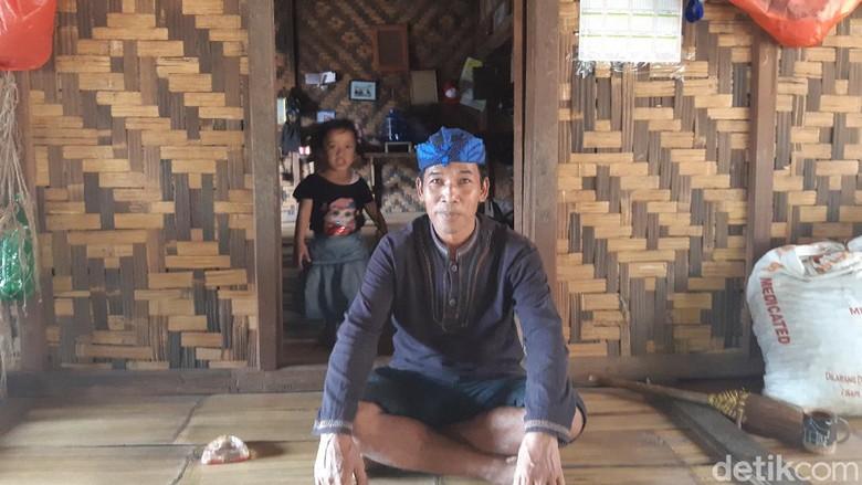 Kepala Desa Kanekes Jaro Saija