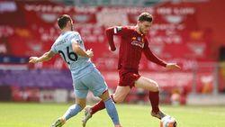 8 Data-Fakta Liverpool Vs Burnley