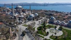 UNESCO Protes Hagia Sophia Jadi Masjid, Wamenlu Turki Angkat Bicara