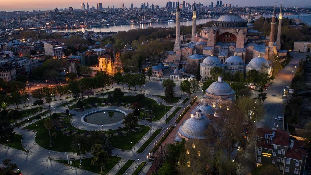 Potret 6 Bangunan Bersejarah Istanbul yang Dijadikan Tempat Wisata