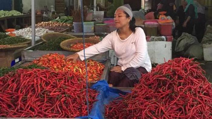 Pasar di Bengkulu