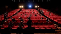 Pemerintah Izinkan Bioskop Dibuka 29 Juli, tapi...
