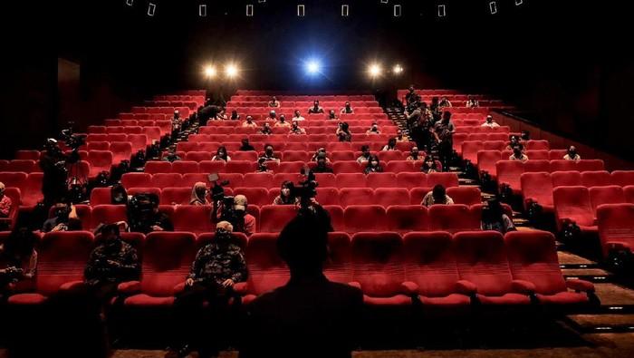 protokol kesehatan di bioskop