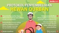Protokol Kesehatan Penyembelihan Hewan Qurban dari MUI