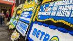 Suasana Duka di Rumah Editor Metro TV Yodi Prabowo