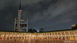 Wajah Baru Masjid Istiqlal dengan Teknologi Smart Lighting
