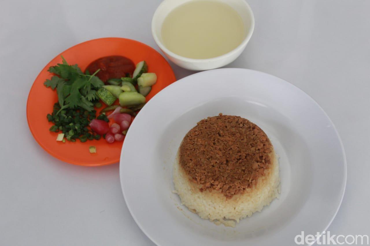 Tempat kuliner di Pasar Muara Karang
