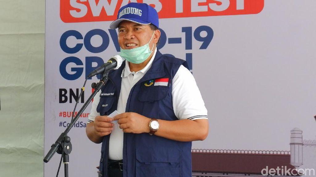 Walkot Bandung Angkat Bicara soal Lonjakan Kasus Corona