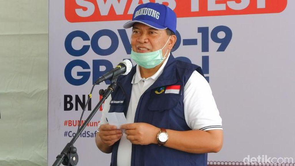 Kasus Corona Meningkat di Bandung, Oded: Sangat Mengkhawatirkan