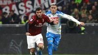 Napoli Vs Milan: Ayo Menang Lagi, Rossoneri!
