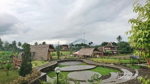 Balkondes di Borobudur