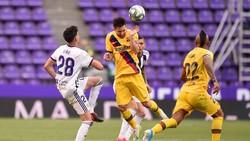 Valladolid Vs Barcelona: Gol Tunggal Vidal Menangkan Blaugrana