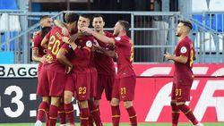 Brescia Vs AS Roma: Giallorossi Menang 3-0