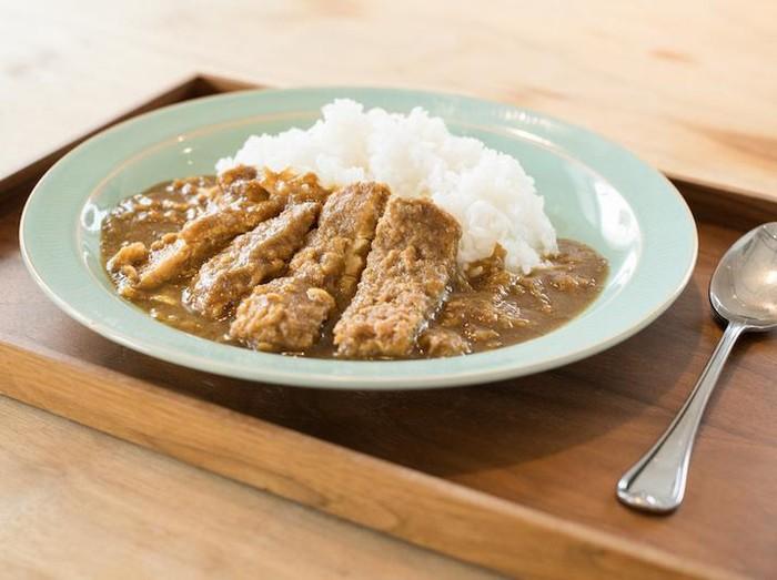 Satu Menit Bisa Menikmati Chicken Katsu Curry Khas Jepang Ini