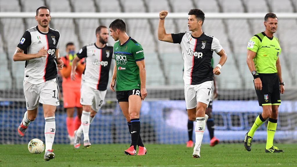 Hasil Liga Italia Semalam: Juventus Imbang, Lazio Tumbang