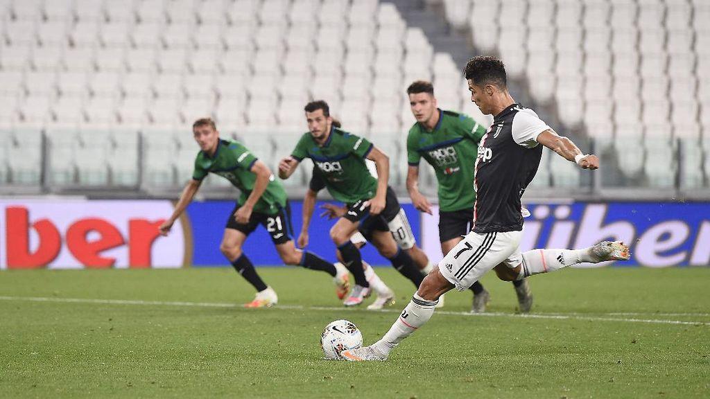 Juventus Dapat Dua Penalti, Atalanta: Peraturan di Italia Memang Aneh