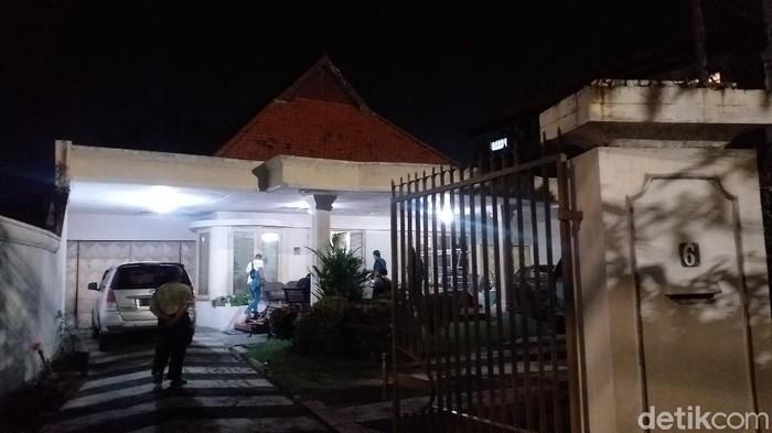 Dua Rumah di Surabaya Dibobol Perampok