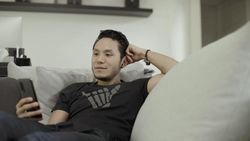 Feisal Hamka Andalkan Smartphone Dukung Karya Seni Lokal Go Global