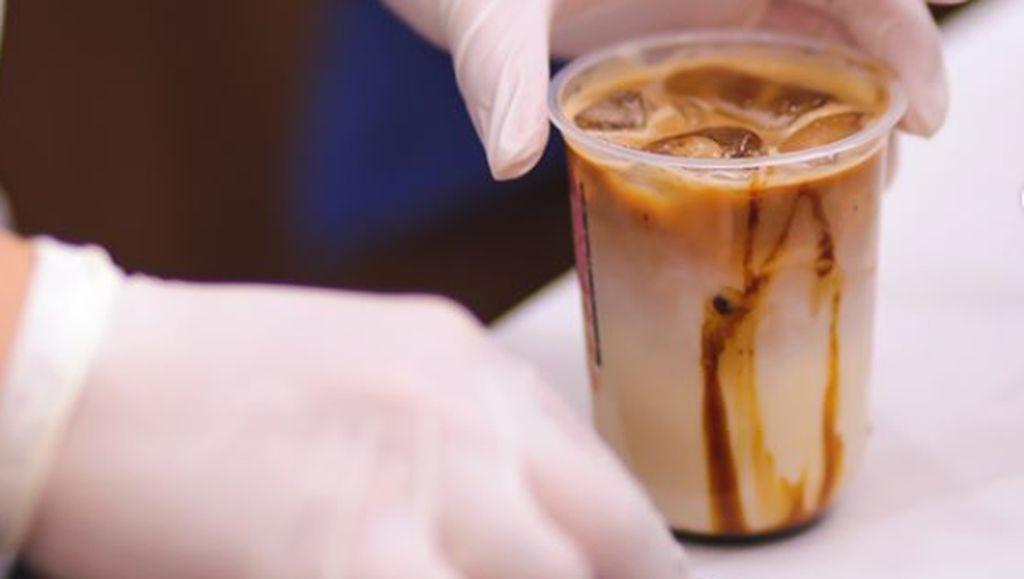 Ginger Latte, Minuman Kreasi Pinku untuk Bantu Perangi COVID-19