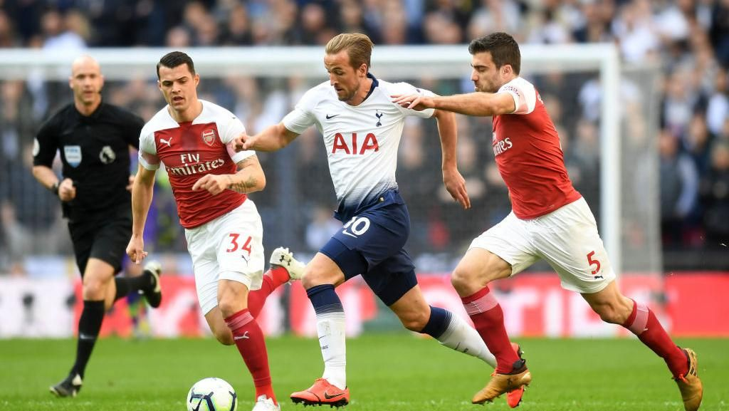 Tottenham Vs Arsenal: Waspada Harry Kane, The Gunners!