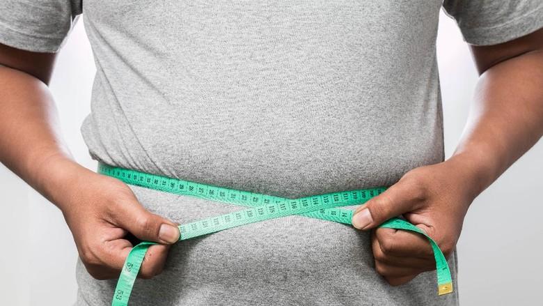 Ilustrasi gemuk