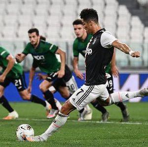 Juventus Vs Atalanta 2-2, Bianconeri Diselamatkan Dua Penalti Ronaldo
