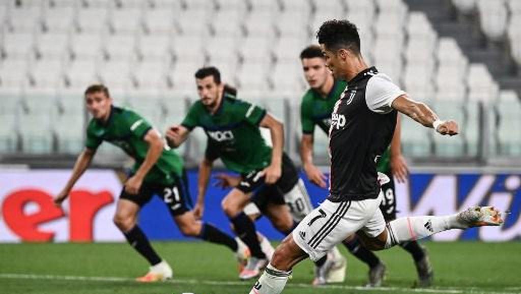 Cristiano Ronaldo Jagonya Penalti