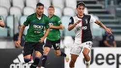 10 Data-Fakta usai Juventus Vs Atalanta