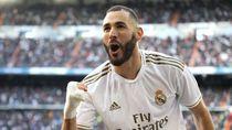 Karim Benzema Sang Striker Underrated