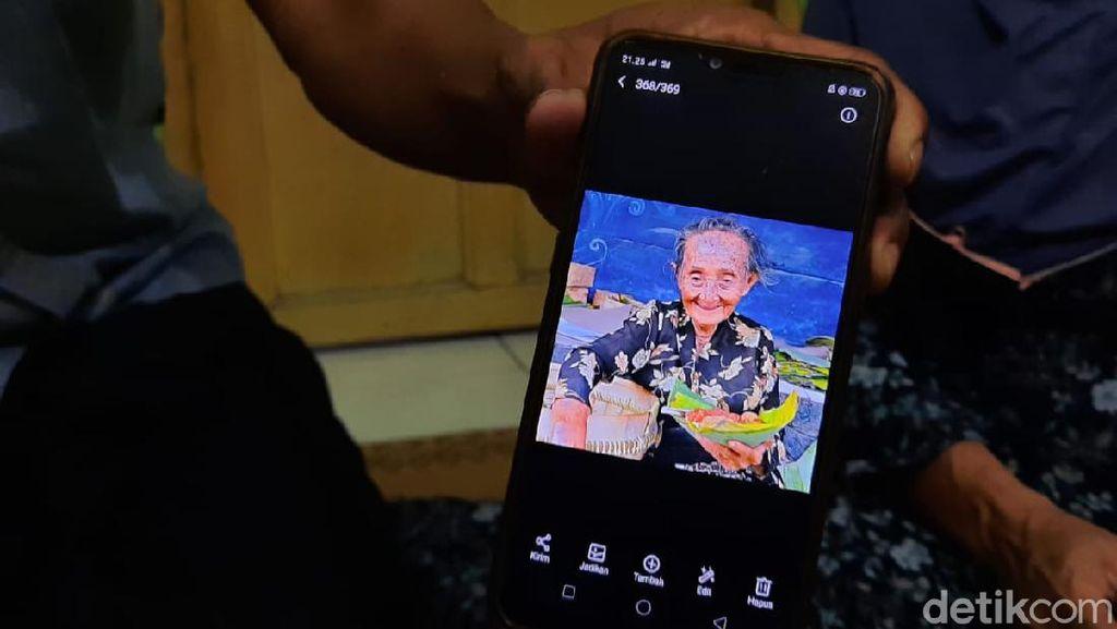 Kabar Duka, Mbah Lindu Penjual Gudeg Legendaris Yogya Meninggal