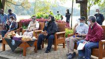 Menteri LHK Cek Adaptasi Taman Wisata Alam Dieng di Masa Transisi