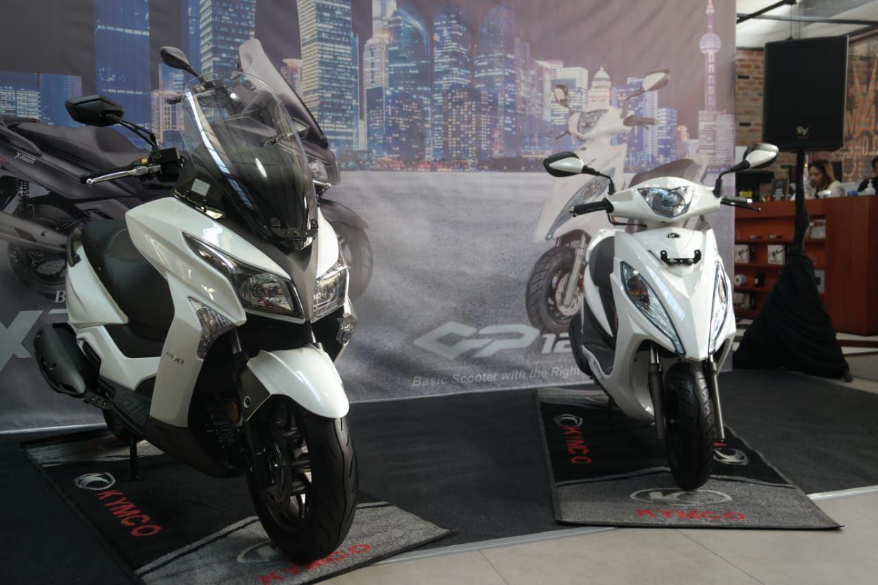 Kymco luncurkan X-Town 250i dan GP 125 di Indonesia