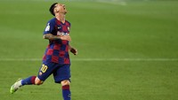 Lionel Messi Tak Boleh Istirahat