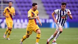 Lionel Messi Cetak Rekor Baru LaLiga