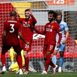 Liverpool Masih Niat Gak Ngejar Rekor Poin Man City?