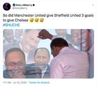 Meme Manchester United