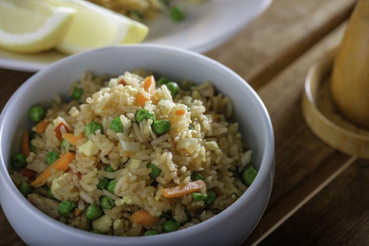 Nasi Goreng untuk Anak