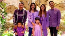7 Potret Kemeriahan Pesta Ulang Tahun Aurel Hermansyah, Dihadiri Para Artis