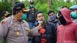 Kronologi Polisi Ungkap Ladang Ganja di Perkebunan Bandung