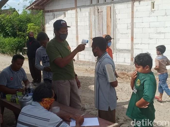 Protokol Kesehatan Wajib Bagi Pengunjung Rumah Di Ngawi Yang Di Pindah Semalam