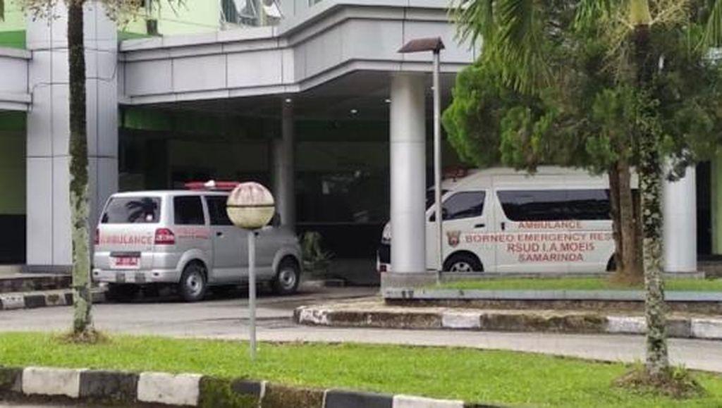 1 Tenaga Medis Positif COVID, IGD di RSUD IA Moeis Samarinda Tutup Sementara