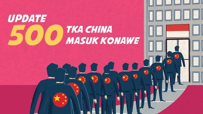 TKA China Masuk RI