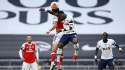 Babak I Tottenham Vs Arsenal Berakhir 1-1