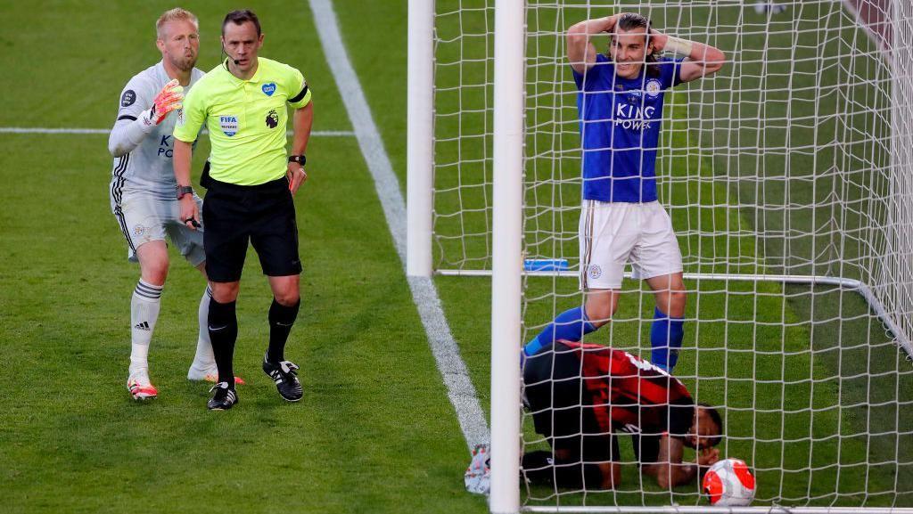 Bournemouth Vs Leicester: Kalah 1-4, Si Rubah Gagal Gusur Chelsea