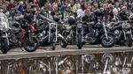 Aksi Tolak Wacana Larangan Penggunaan Sepeda Motor di Jerman
