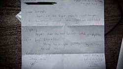 Demi Bisa Makan Keripik Singkong, Anak-anak Darius dan Donna Agnesia Tulis Surat Izin