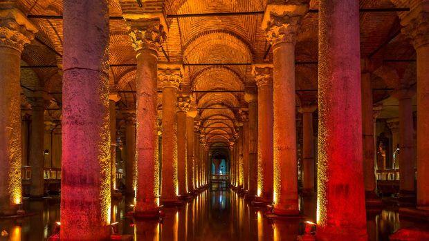 Basilika Cistern