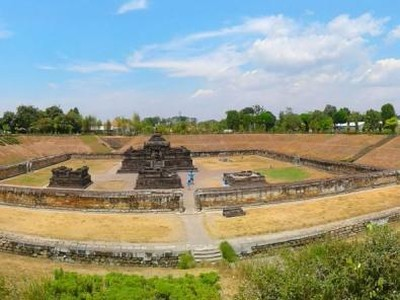 Candi Sambisari Wisata Indah Bawah Tanah di Yogyakarta