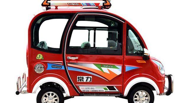 Paling Murah Sedunia Mobil Listrik Cuma Rp 14 Juta An