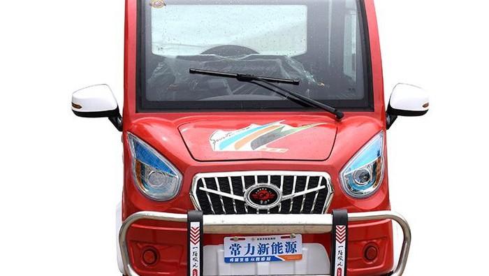 Mobil listrik murah, cuma Rp 13 juta.